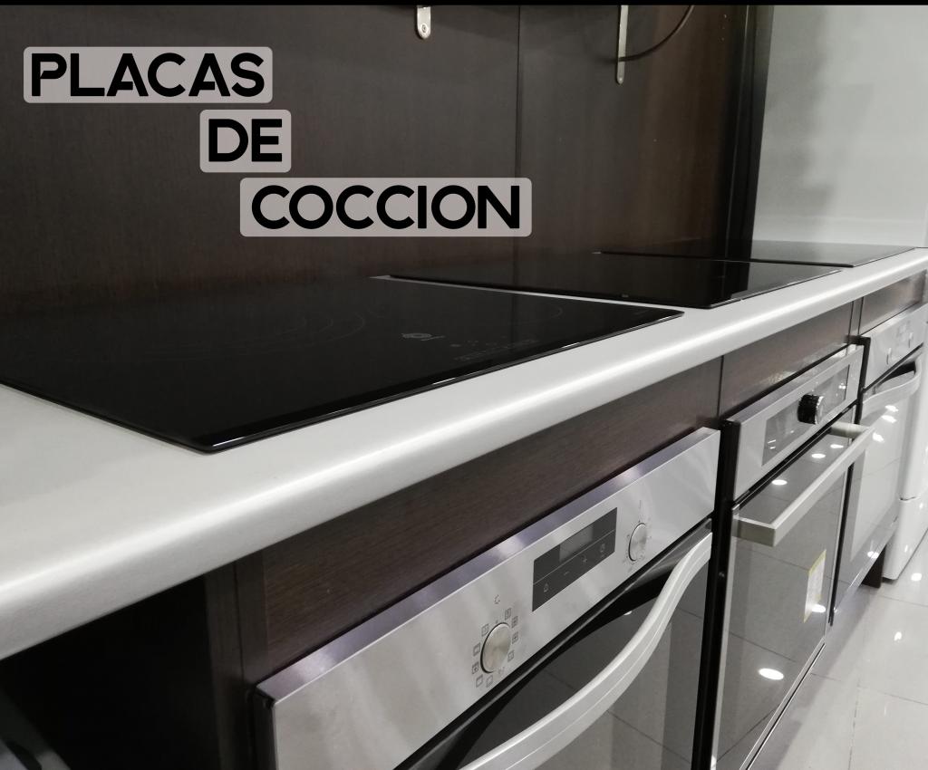 PLACAS DE COCCION